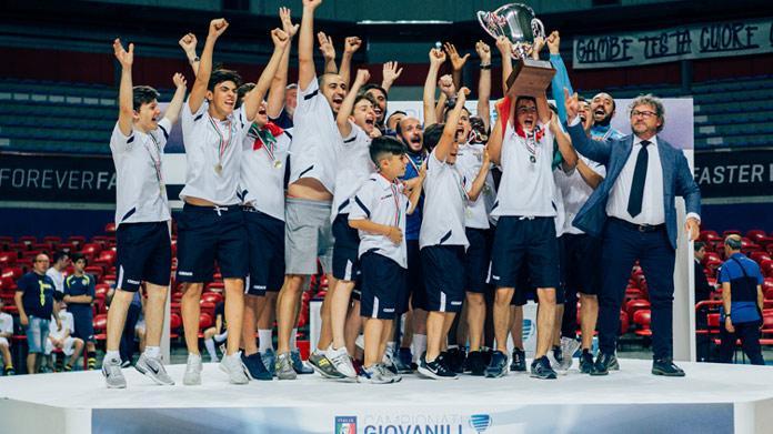 Lazio giovanissimi scudetto