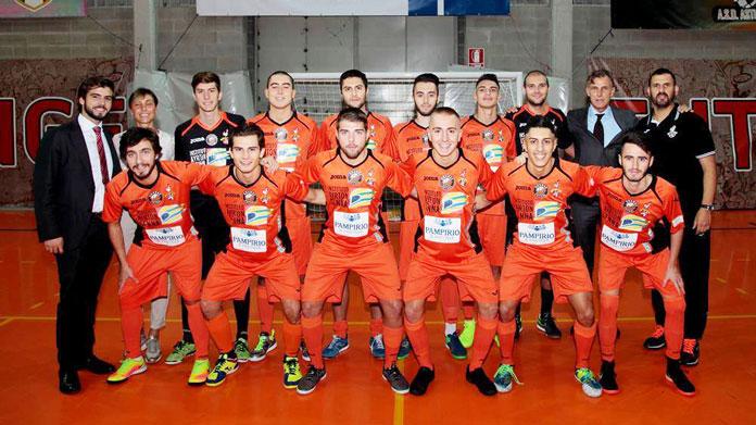 orange futsal asti itria