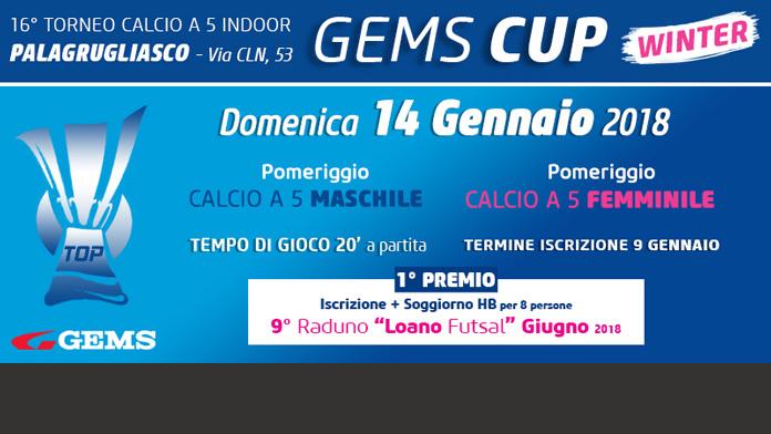 gems cup top five