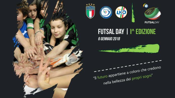 futsal day calcio a cinque
