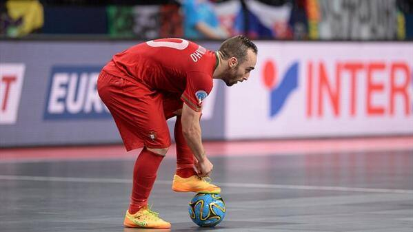 ricardinho portogallo futsal euro 2018