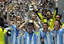 futsal world cup argentina