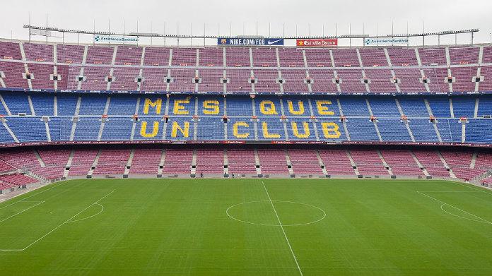 camp nou uefa futsal cup