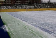 globo campo neve