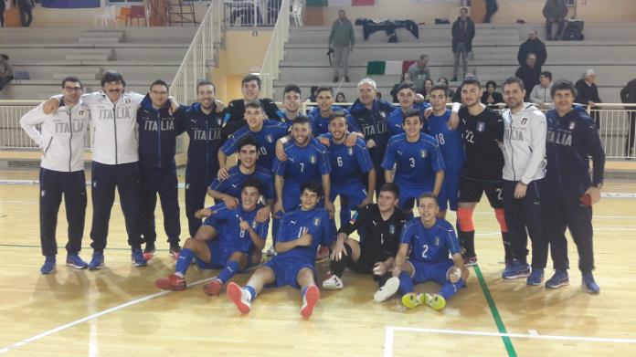 nazionale under 19 futsal euro