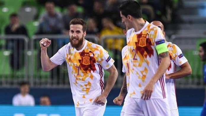 Futsal Euro 2018, alla Spagna basta Pola per evitare il