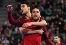 portogallo-azerbaigian futsal euro