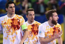 kazakhstan-spagna futsal euro 2018