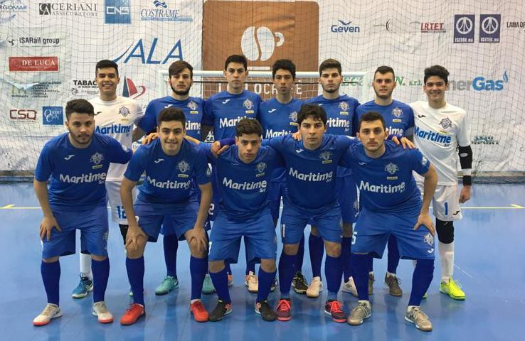 maritime final eight coppa italia under 19