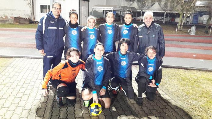 new team kick off