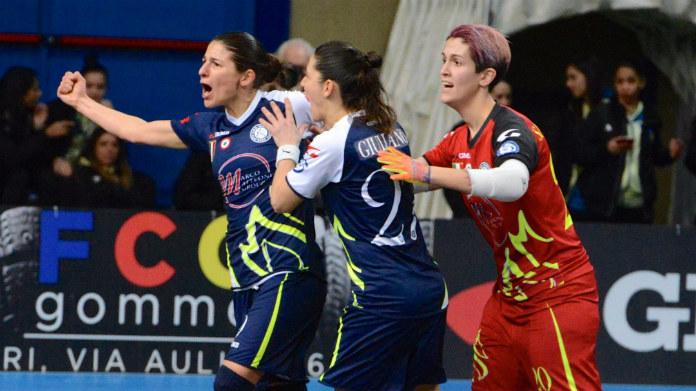 final eight femminile olimpus roma