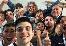 playoff under 19 fuorigrotta