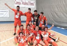 orange futsal asti juniores