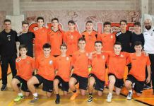 Final Eight allievi orange