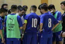 nazionale under 19 futsal