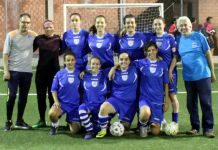 new team goleada cup