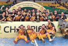 world intercontinental futsal cup