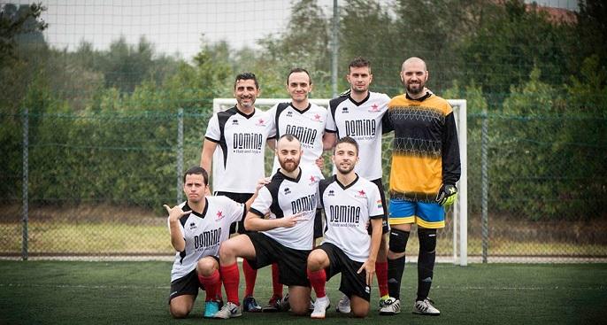revolution soccer team