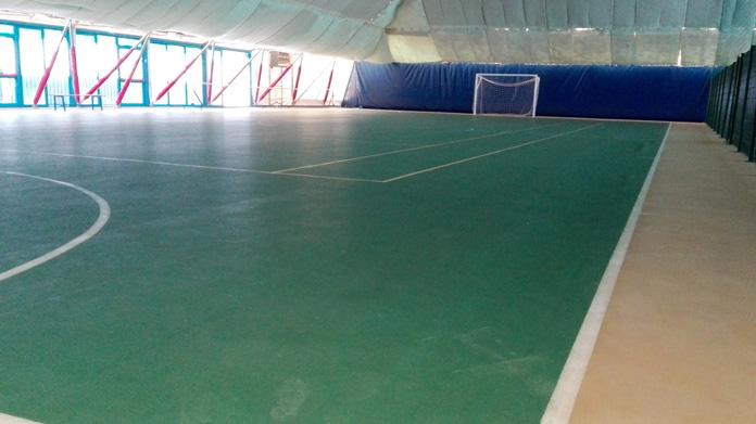 campo calcio a 5 lnd