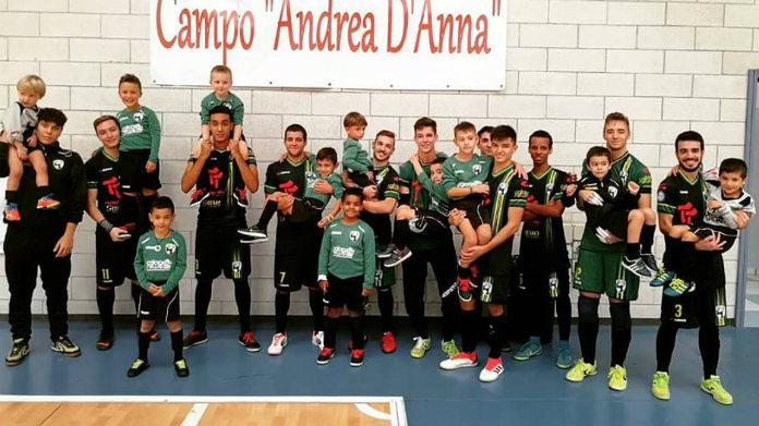 anteprima junior league
