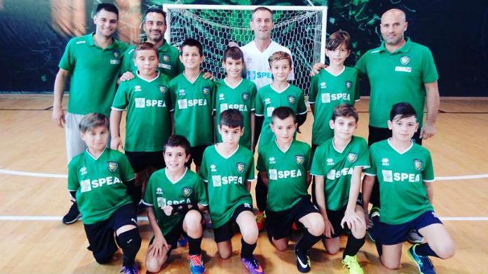 campionato pulcini calcio a 5 l84