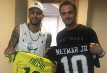 falcao neymar