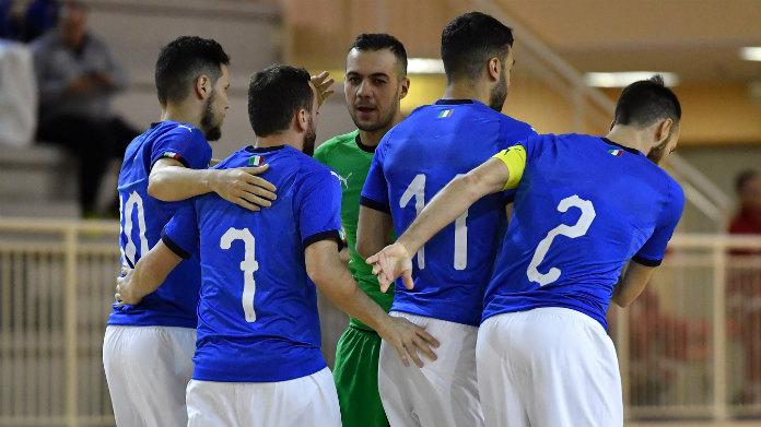 nazionale maschile italia