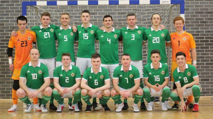 futsal world cup 2020 nord irlanda