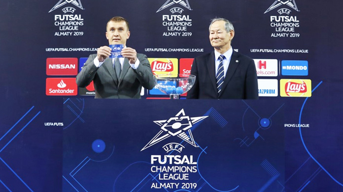 uefa futsal champions league