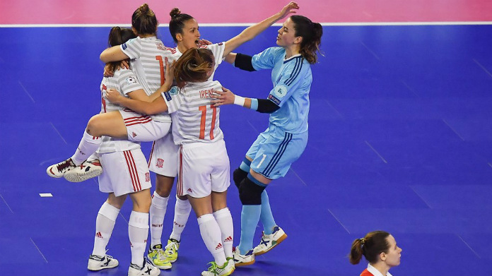 Women's Futsal Euro, la finale sarà Spagna-Portogallo - Tiro
