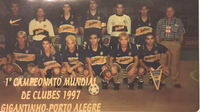 coppa intercontinentale 1997 boca junior