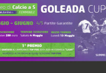 goleada cup 2019
