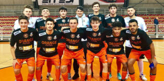 playoff u19 nazionale orange futsal