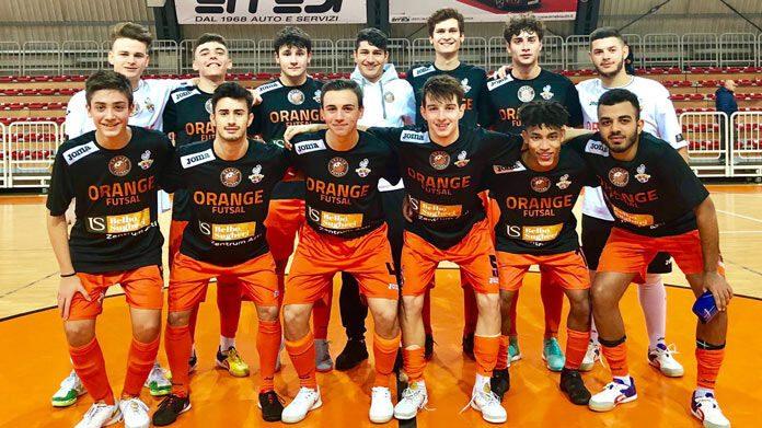 playoff under 19 nazionale orange futsal