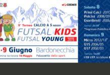 futsal kids summer 2019