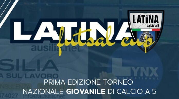 latina futsal cup atletico taurinense