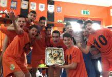 playoff under 15 orange futsal