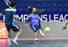 futsal champions league ricardinho