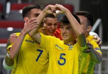 ucraina futsal euro under 19