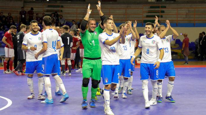 nazionale italiana futsal world cup