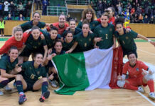 nazionale femminile freedom cup