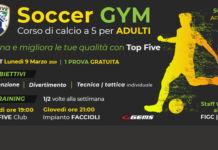 soccer gym