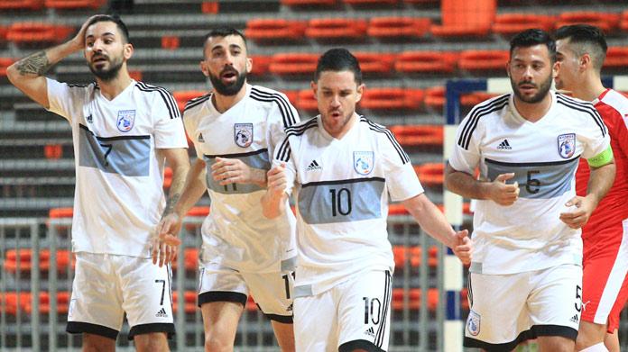 cipro futsal euro 2020
