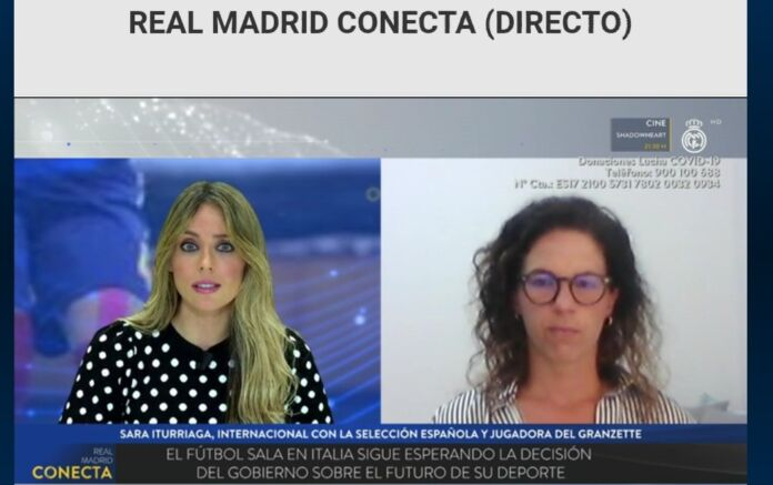iturriaga real madrid tv