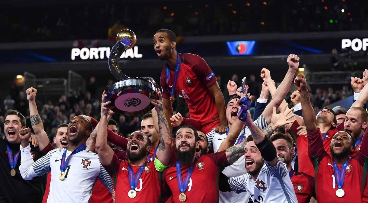 futsal euro 2022 portogallo