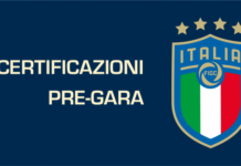 certificazioni pre-gara