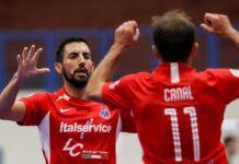futsal champions league 2020/21 Pesaro