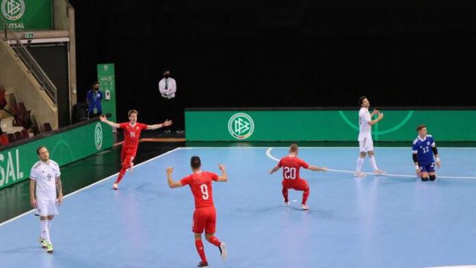 futsal euro 2022 germania svizzera
