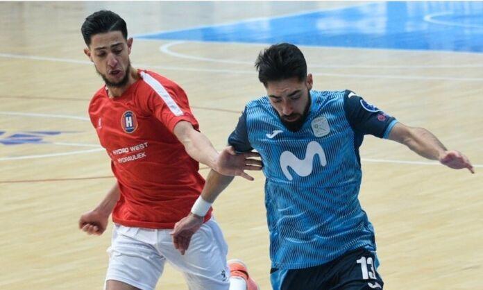 inter movistar futsal champions league