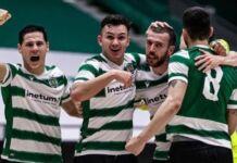 sporting futsal champions league